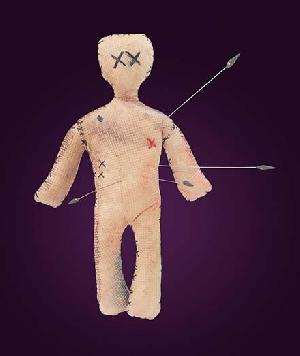 Best Voodoo Dolls | 2 Real Magic Items Made (By) Spell