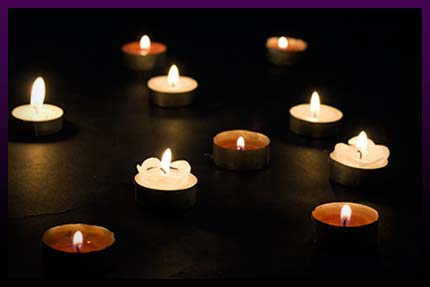 Black magic love spell is a ritual
