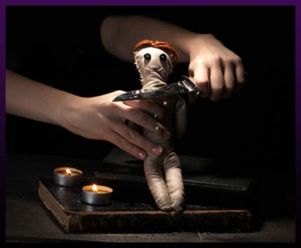 Voodoo love spells to do at home