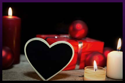 Wedding candle spells