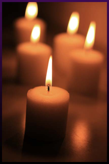 Witchcraft candle spell to make love