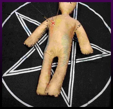 Real Voodoo Magic - How to Make a Real Voodoo Doll