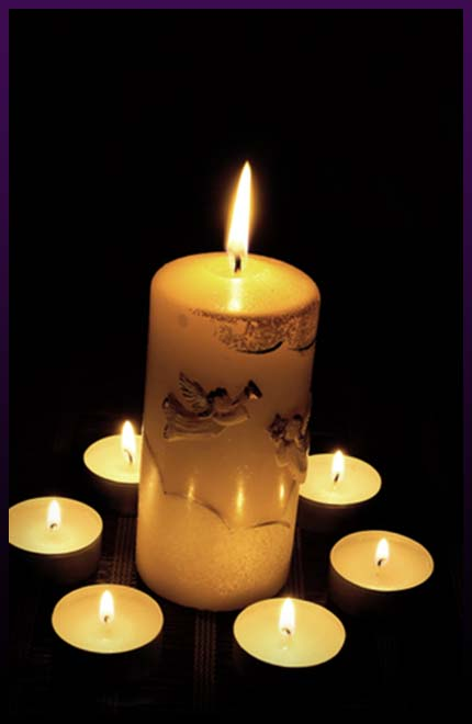 Candle spells to make someone fall in love