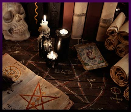 Black magic death spell - the whole truth about the true ritual