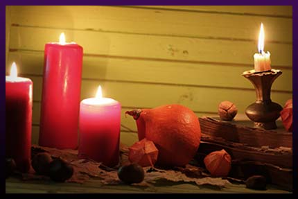 Candles fire interpretation - helpful tips for curious