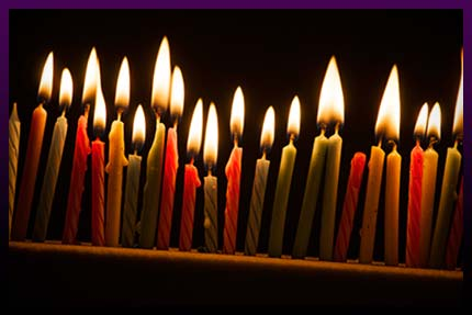 Magic candles spells online