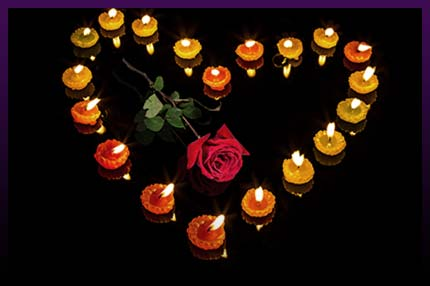 Love candle spell real