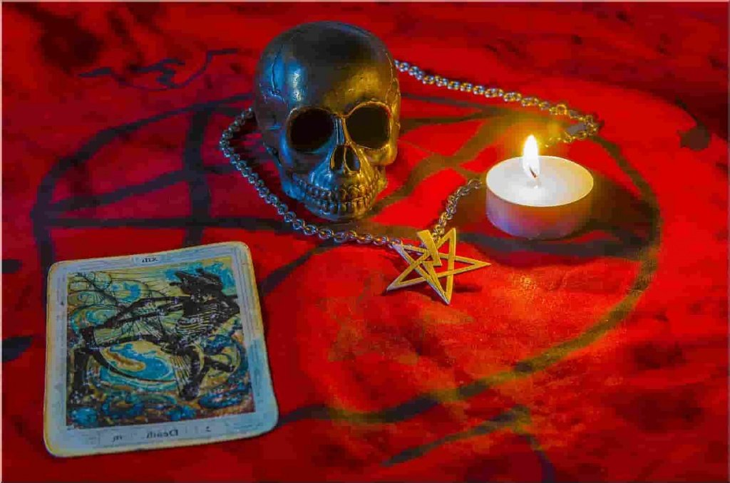 Most powerful love spells are black love spells