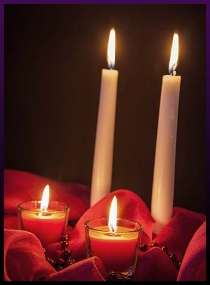 Real black magic candles spells