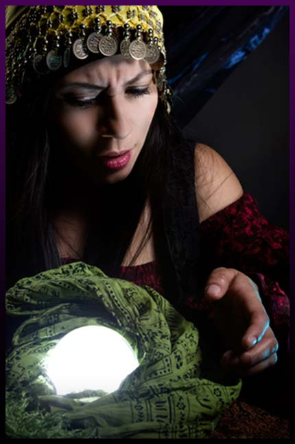 Casting real money spells