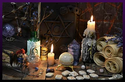 Strong black magic love ritual