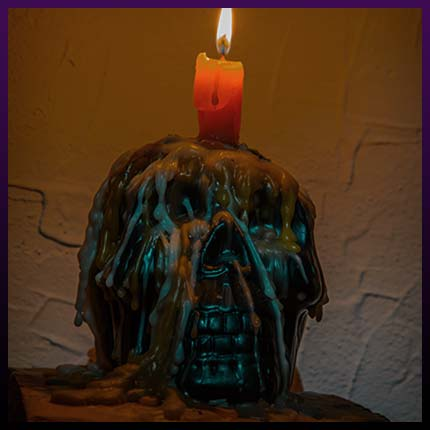Simple black magic love candle spell