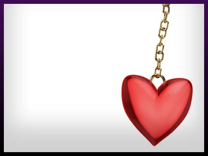 Love attraction amulet