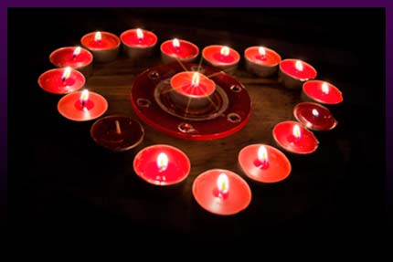 Candle ritual to make someone want you