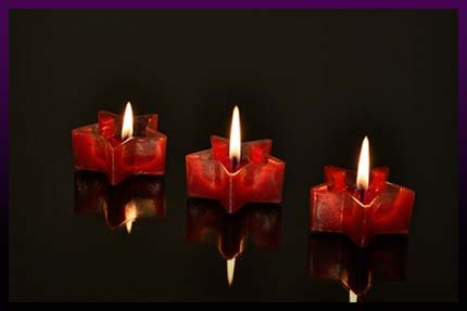 Love binding candle spells