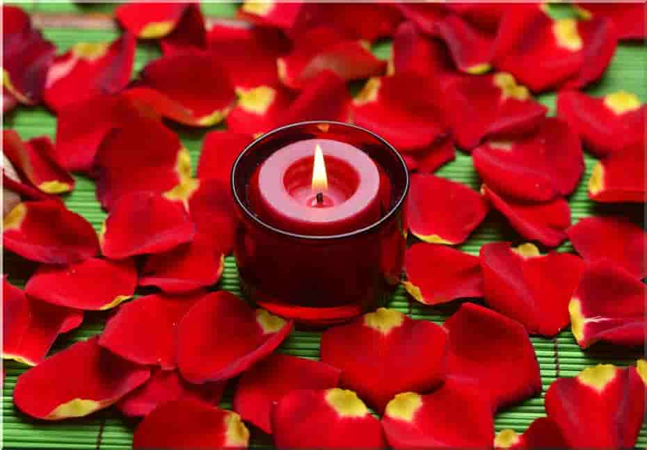 Red candle love spells