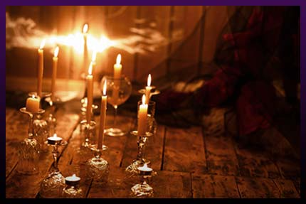 Most effective candle love spell