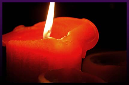 Reunite love spells with candles