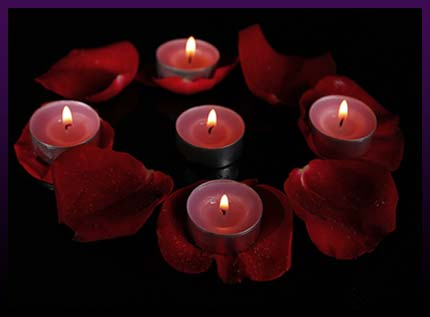 Strong love spells that work with candles