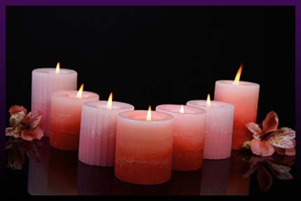 Witchcraft love spells candles