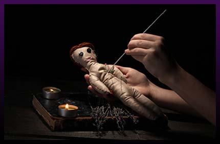 love spell with voodoo doll
