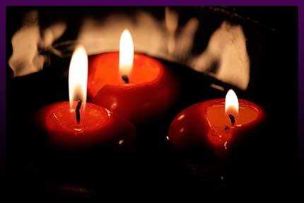 How to do a witchcraft love candle spell