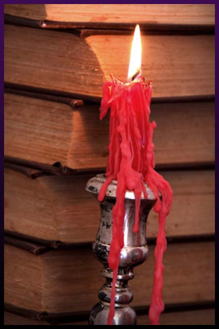 Love candle spell casters