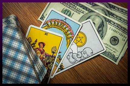 Fast money spell - Simple money ritual from a powerful spell