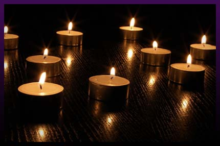 Black magic love spell candles effects