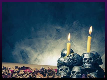 Black magic candle love spells