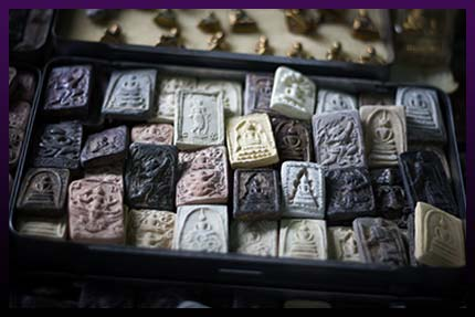 Spells charms talismans and amulets