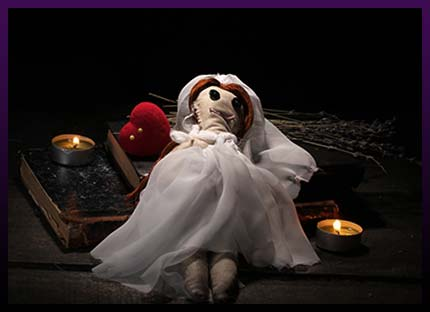 Marriage spells that work with doll