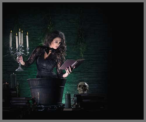 Voodoo spells for death